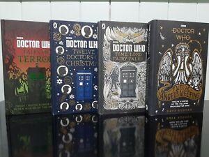 Doctor Who Anthology Books