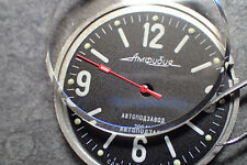 THE.BURAN.CLASSIC - RED - VOSTOK SECOND HAND WH.S-03-R