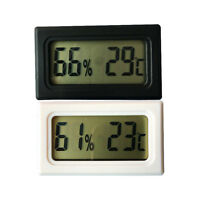 Mini Digital LCD Thermometer Humidity Meter Gauge Temperature Hygrometer lcy MO