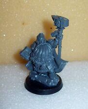 Warhammer Age of Sigmar Dwarfs / Duardin Runelord