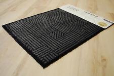 Paillasson Schöner Wohnen Manhattan 1689 004 040 Streifengitter Gris 50x70 Cm