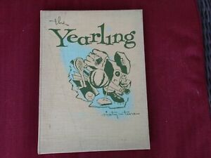 Vintage 1962 Cambridge High School Yearbook  Maryland Md.