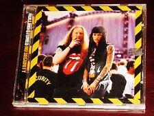 The Rolling Stones: No SICUREZZA CD 1998 Virgin Records America 7243 8 46740 2 1