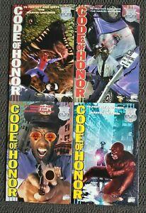 4 Prestige Comic Set: Code of Honor -  Marvel 1997 Thor Spider-Man Daredevil Ir