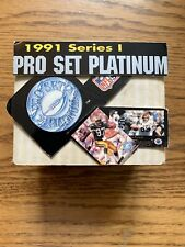 1991 NFL Pro Set Platinum Series I, 1-150 Card Set