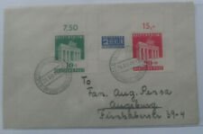 STAMP MART : GERMANY GOOD CANCEL 1947 COVER - EUROPE WORLD