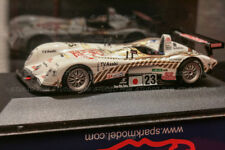 PANOZ LMP-1 ROADSTER S N°23 TV ASAHI Team Dragon 6° 24H du MANS 2000 IXO 1/43