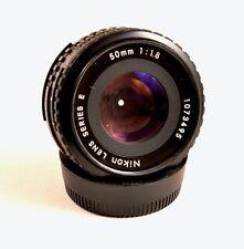 Nikon 50mm  f:1.8 Serie E Pancake  - 035002