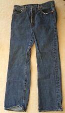 Levi's 501 Button Fly Blue Jeans
