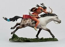BlackHawk: FW0211, The West, The Indians - Galloping Cheyenne Warrior with bow