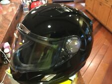 CAN-AM SPYDER GSX-2 MODULAR HELMET. (LG). BLACK.