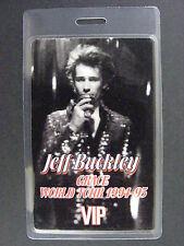 Jeff Buckley 1994-95 Grace World Tour Laminated Backstage Pass OTTO RARE