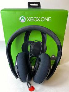Original Xbox One Headset   Microsoft   gebraucht mit OVP ohne Adapter