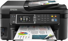 NUOVO Epson WF-3620DWF all-in-One Stampante a getto d'inchiostro