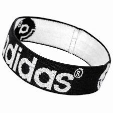 adidas Headband Herren Stirnband Kopfband Schweißband Logo Haarband schwarz/weiß