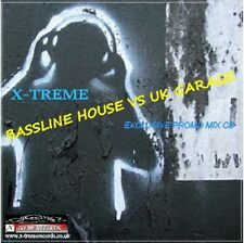 X-TREME BASSLINE HOUSE VS UK GARAGE (MIX CD) LISTEN