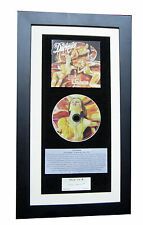 DARKNESS Hot Cakes CLASSIC CD Album GALLERY QUALITY FRAMED+EXPRESS GLOBAL SHIP