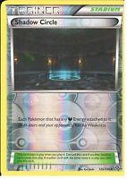 POKEMON XY - TRAINER - SHADOW CIRCLE 126/146 REV HOLO