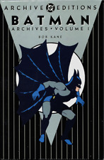 BATMAN ARCHIVES #1 SIGNED BY BOB KANE - DYNAMIC FORCES CERTIFIED!
