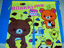 San-Rilakkuma bedroom door curtain -- (FREE P+P)