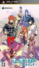 Uta no Prince Sama Debut (Sony PSP)