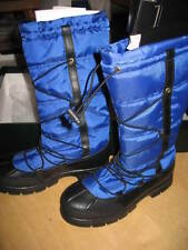 Ralph Lauren Leather/Nylon Boots-Quinly - Size 6.5- New in Box