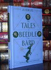 The Tales of Beedle of the Bard Harry Potter by J.K. Rowling New Hardcover