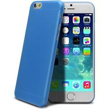 Coque Housse Translucide Ultra Fine 0.3mm Pour iPhone 6 (4.7) Bleu
