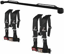Dragonfire Racing - 14-1010 - Lockdown Harness Bar & Belt Kit