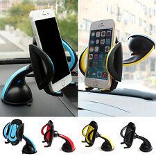 360° Universal Car Windscreen Holder Suction Dashboard Mount for GPS Phone PDA