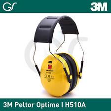 3M™ Peltor™ Optime™I Kapselgehörschutz Kopfhörer Gehörschützer H510A 27 dB