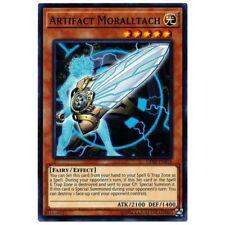 Lot of 3 Artifact Moralltach OP08-EN016 Yugioh
