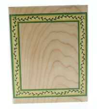 Hero Arts Large Vining Vine Frame Wooden Rubber Stamp