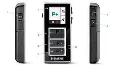 Siemens facile telecomando tascabile., Nuovo di zecca in scatola da keephearing Ltd