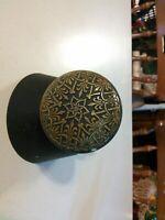Antique VIctorian Eastlake Doorknobs