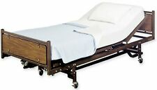 """White Classic Fitted Hospital Bed Sheets, 36""""X80""""X9"""""""