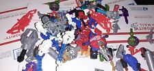 Transformers vintage parts and pieces - USED vintage years Unkown Hasbro LOT