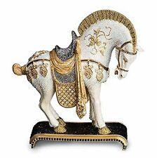 JAY STRONGWATER BRAQUE DYNASTY HORSE FIGURINE SWAROVSKI NEW BOX LIMITED ONLY 15