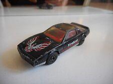 Matchbox Pontiac Firebird SE in Black