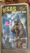 "Dragon SAS Full Gear Who Dares Wins ""Nigel"" New Generation Action Figure  (G 39)"