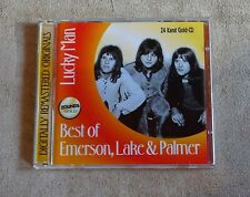 Emerson, Lake & Palmer - Lucky Man Best Of / Zounds 24 Karat Gold Disc
