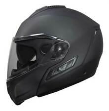 Fulmer Powersports 400 Cruz Vented Motorcycle Modular Helmet - Matte Black