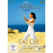 TAI CHI LEICHT GEMACHT DVD NEU
