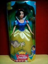 DISNEY PRINCESS SNOW WHITE DOLL My Favorite Fairytale Collection #21932 Mattel