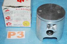 1 piston NU cote +0. 50 SUZUKI RM 125 de 1987 réf.12110-01B38-050 neuf