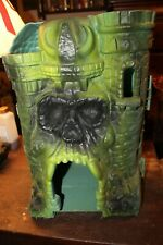 Vintage HE MAN Masters of the Universe Castle Grayskull 1981 SHELL