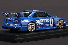 CALSONIC SKYLINE GT-R #1 1995 JGTC SUGO --RESIN-- HPI #44767 - 1/43