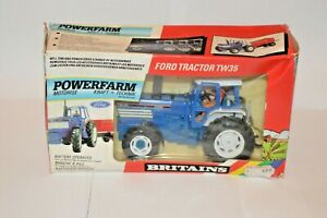 Britains Powerfarm Ford Tractor Boxed