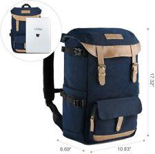 K&F Concept Multi-Functional Camera Backpack Waterproof Travel Bag for DSLR SLR