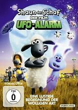 Shaun das Schaf - Der Film: Ufo-Alarm (2020, DVD video)